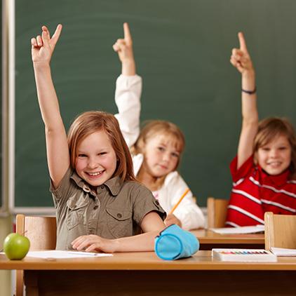 Articoli per la scuola e l´asilo